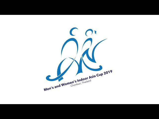 Men' and Women's Indoor Asia Cup 2019 Iran VS Chinese Taipei (W)