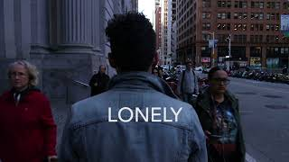 Lonely - Geographer (Official Lyric Video)