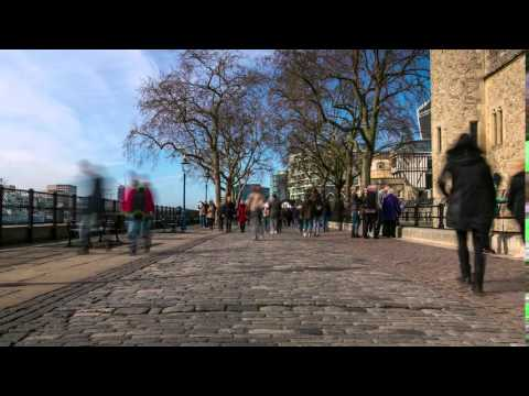 Time Lapse Tuesday - People Walking