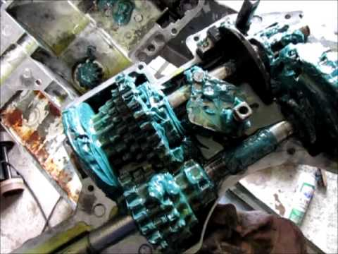 Spicer 4450 3 Mower Transaxle Youtube