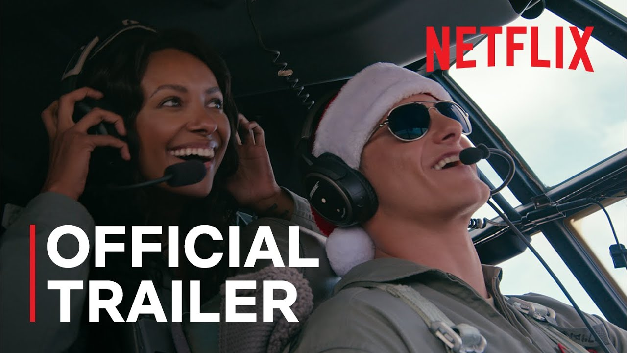 Behind The Scenes Of Netflix Holiday Movie 'The Christmas ...