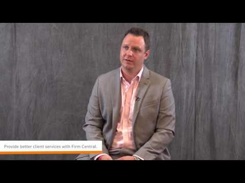 Thomson Reuters Firm Central - Improving Client Retention