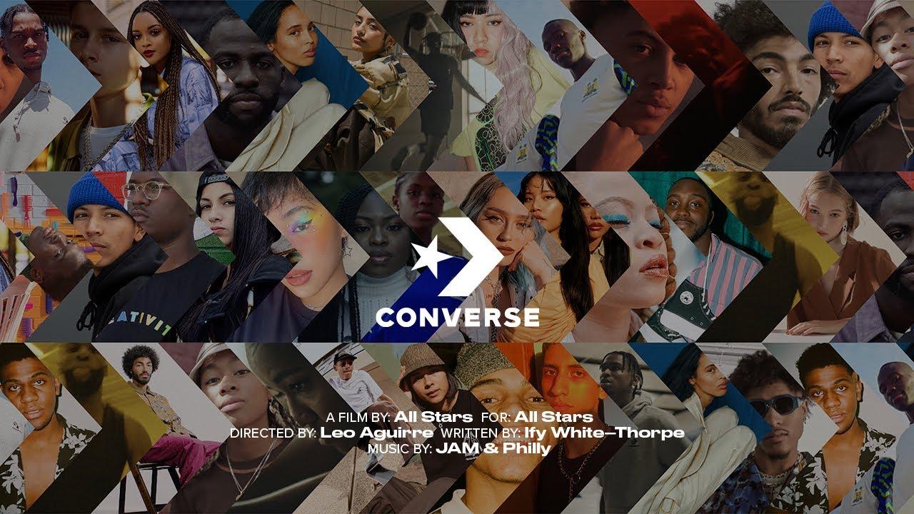 Converse Announces Expansion of All Stars Mentorship Program