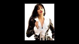 Foto de Maya Zapata caracterizada como Selena