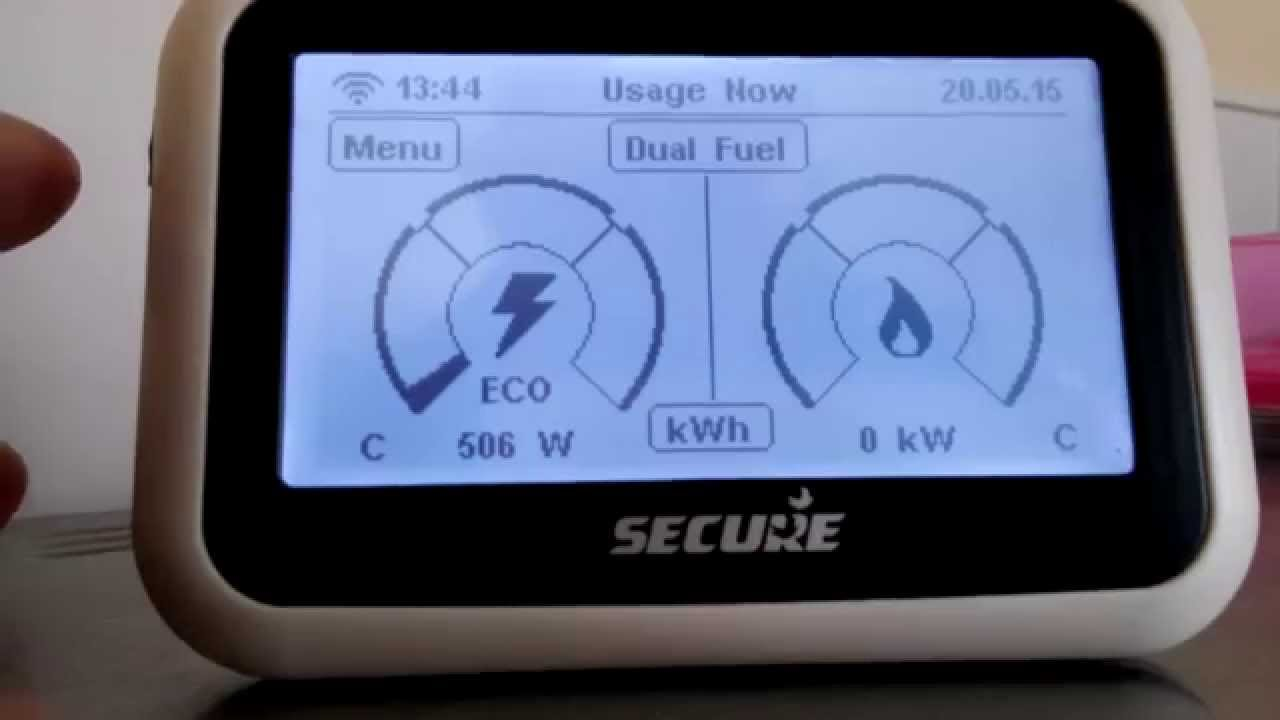 united energy how to read smart metre