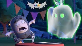 أودبودز    حفلة الوحوش - الحلقة الكاملة   كارتون هالوين للاطفال