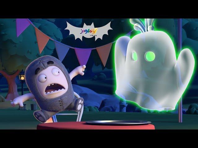 أودبودز |  حفلة الوحوش - الحلقة الكاملة | كارتون هالوين للاطفال