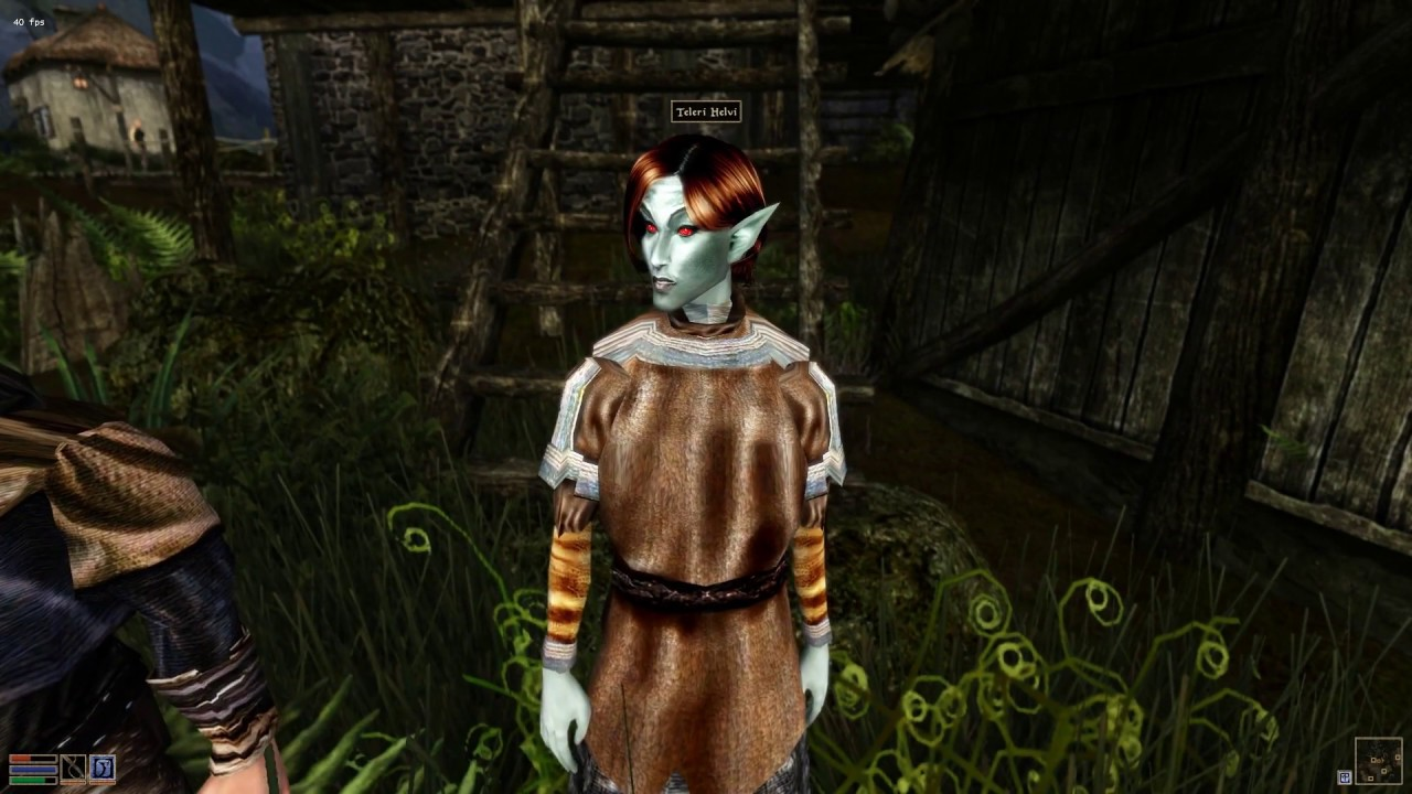 Best Morrowind Mods 2020 Let''s Talk   Morrowind before and after Mods in 2017   YouTube