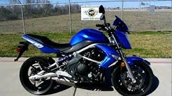 2009 Kawasaki ER6N: Overview and Review