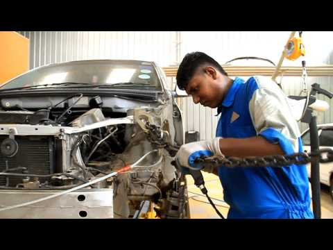Best Place For Collision Repairs-SRI LANKA - YouTube
