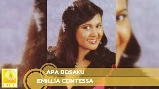 Gambar cover Emillia Contessa - Apa Dosaku (Official Music Audio)