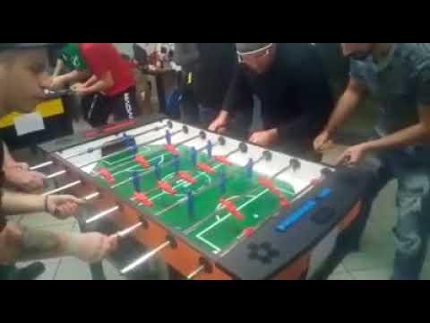 Eros Marcon & Massimo Caruso VS.  Claudio Baragioli & Nicolò Riccioni