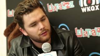 Royal Blood - Interview with 101WKQX - Lollapalooza 2014