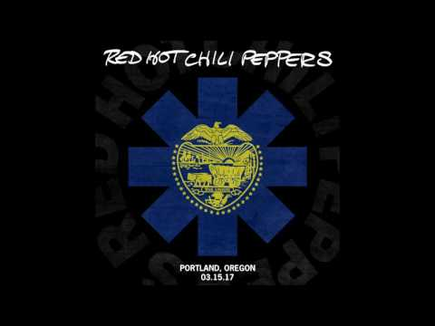 Red Hot Chili Peppers  Intro + Californication 15 Mar, 2017  Portland