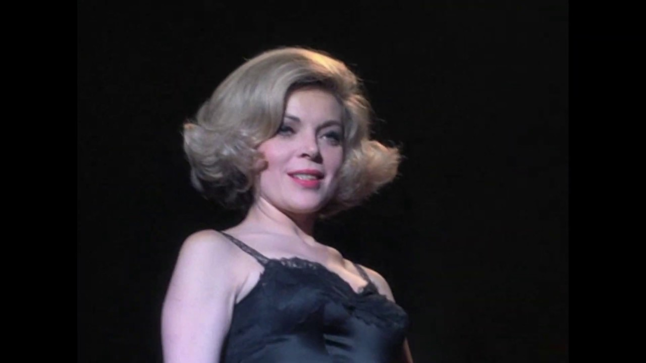 Mission: Impossible - Barbara Bain nightclub number - YouTube