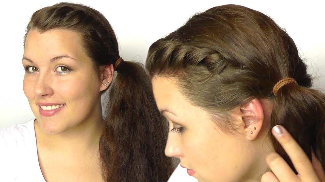 Schnelle & Einfache Frisur YouTube