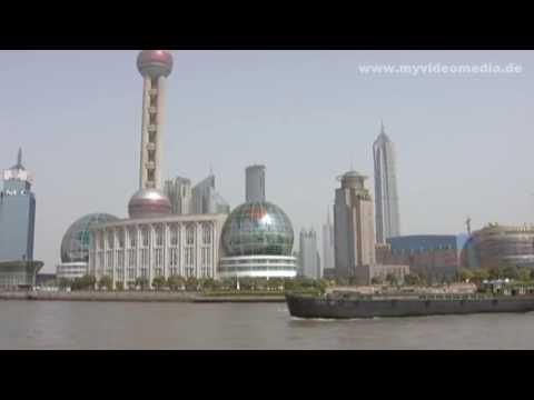 Shanghai, Huangpu Jiang River Cruise - China Travel Channel