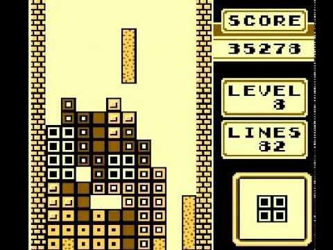 [200 Video Special] [Tetris - Musik Typ A,B,C] [Original Game Boy]
