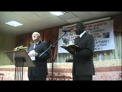 2010-07-13 - Niamey, Niger english/french