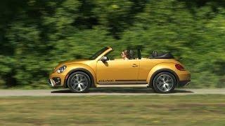 Volkswagen Beetle Dune Convertible 2017 Review
