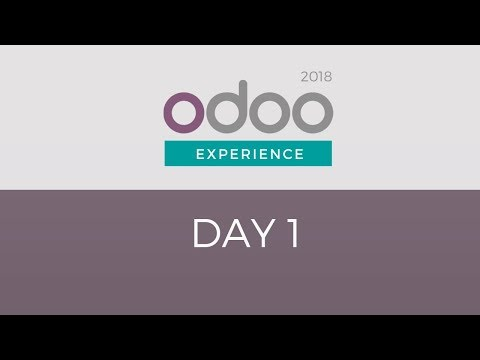 Odoo Experience 2018 - Maintenance, Equipments, And Reports - Oh My!