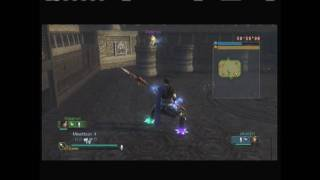 Dynasty Warriors Strikeforce Online Gameplay