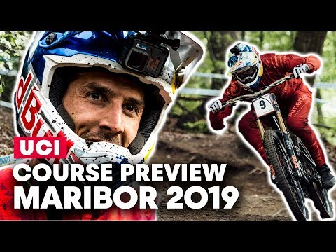 Momentum in Maribor! Gee Atherton DH Course Preview | UCI MTB World Cup 2019