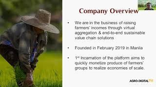 Agro-DigitalPH, Philippines
