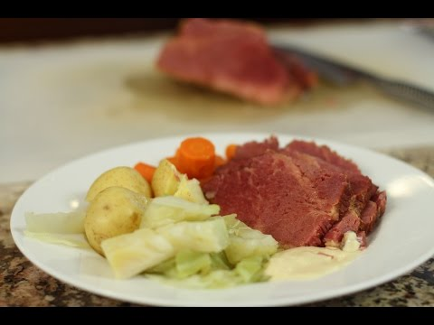 Easy to make corned beef recipe stove top