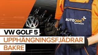 Se vår videoguide om felsökning för Fjäder VW