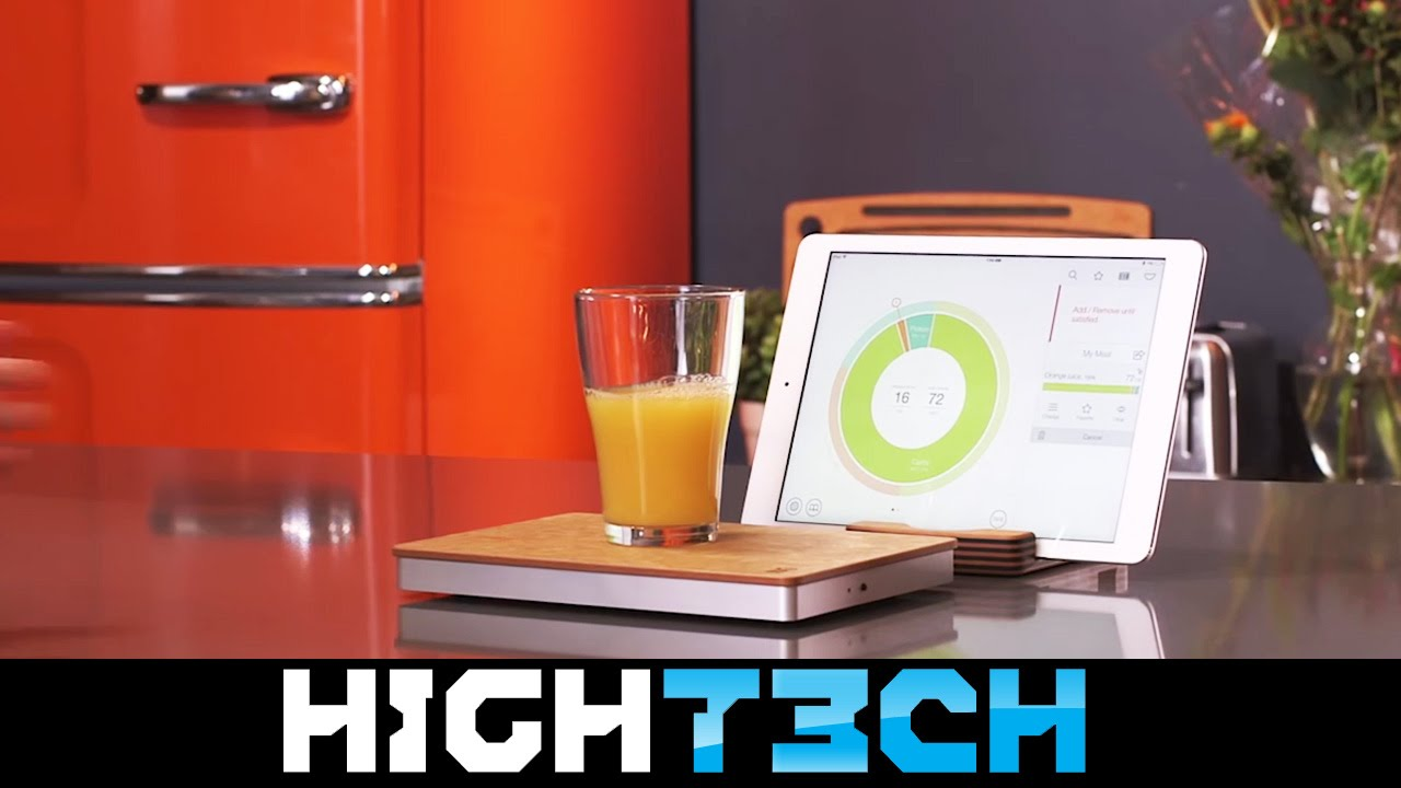 10 high tech gadgets for the kitchen youtube