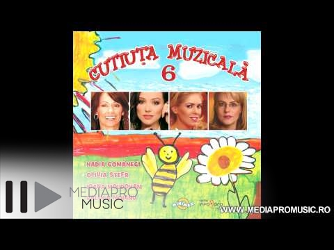 Cutiuta Muzicala 6 - Albinita mea (negativ)