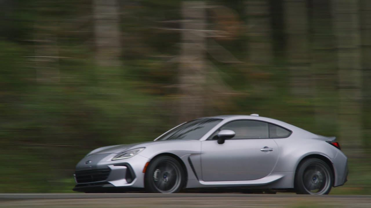 Download The 2022 Subaru BRZ®. Sports Car Purity, Subaru DNA