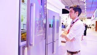 Тестим холодильник с голосовым управлением