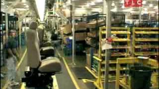 Understanding: Manufacturing Automobile Seats