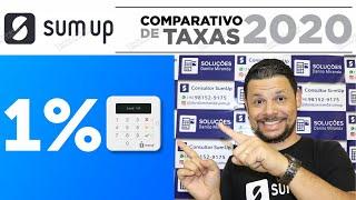 Sumup Taxas no Detalhe