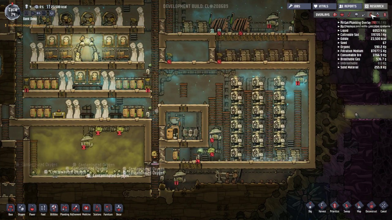 Oxygen Not Included - Morb oxygen generator