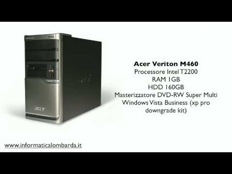 ACER VERITON M460 INTEL DISPLAY DRIVERS
