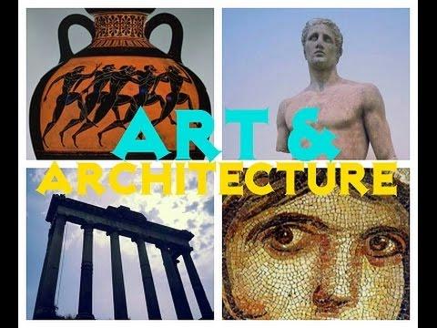 Classical Mediterranean Art & Architecture Video Lecture
