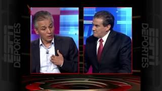 """Sergio Bueno se defiende de las Calumnias del """"Fantasma Suarez"""" en Futbol Picante"""