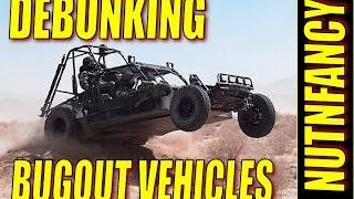Debunking Bug Out Vehicle Fantasy