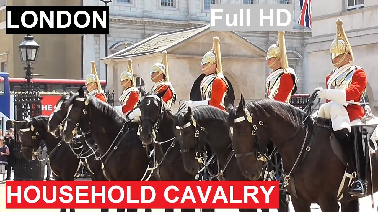 Horse Guards Parade | Changing of the Guards | Free Tours by
