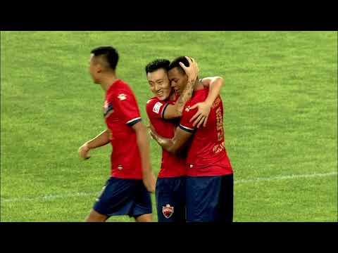 2018 CHA League one   Round 8   Shenzhen JiaZhaoye vs Shijiazhuang YongChang FC