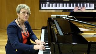 Импровизация на рояле с Ириной Смирновой. Урок 2