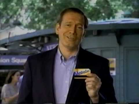 1997 MTA MetroCard Gold Commercial with George Elmer Pataki