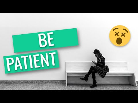 BE PATIENT - In Just A Minute - Episode #23