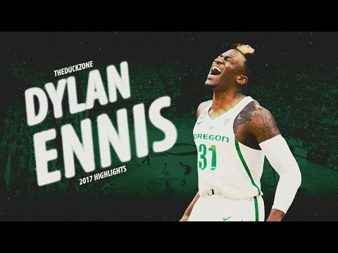 "Dylan Ennis - Oregon Ducks || ""Litty"" Ultimate 2016-2017 Highlights"