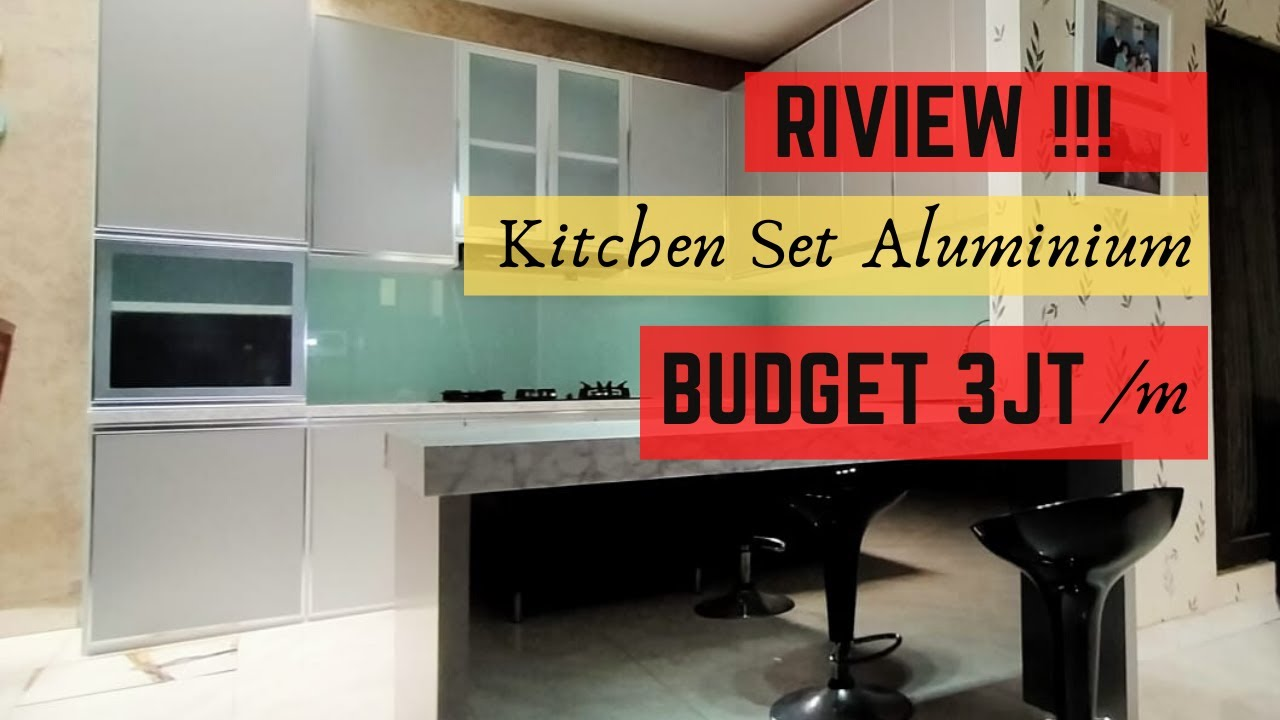 Terbaru ‼️bahan Premium Kitchen Set Acp - YouTube