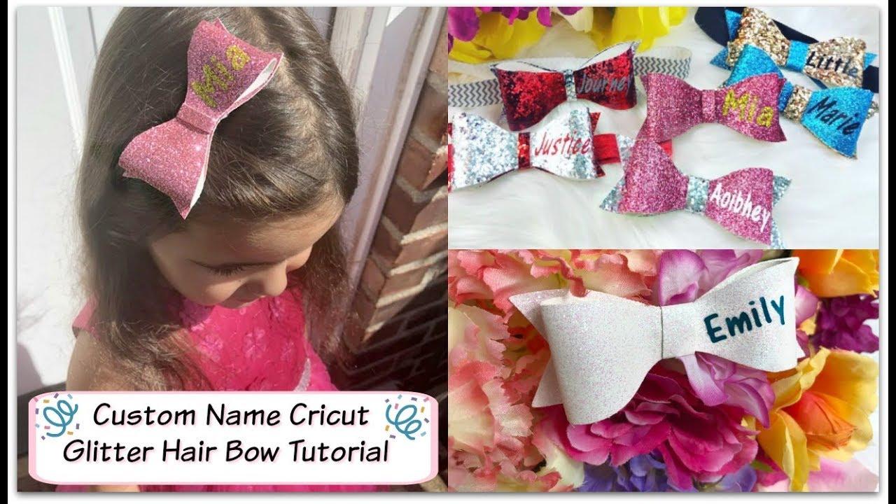Custom Hair Bow