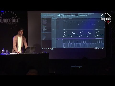 Brooks Masterclass At Dancefair 2017 (making Of Brooks & GRX – Boomerang)
